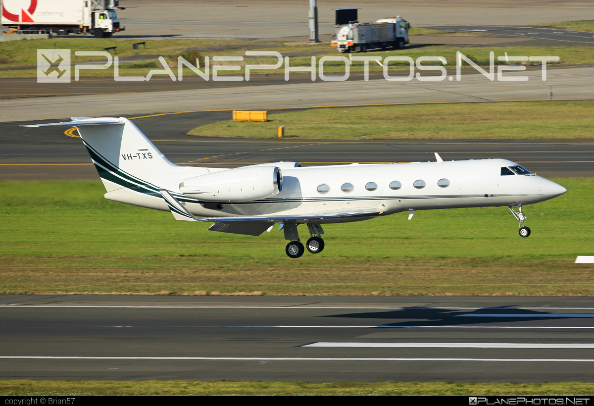 Gulfstream GIV - VH-TXS operated by Private operator #giv #gulfstream #gulfstreamgiv #gulfstreamiv