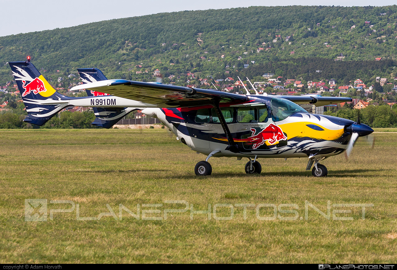 Cessna 337D Super Skymaster - N991DM operated by The Flying Bulls #cessna #theflyingbulls