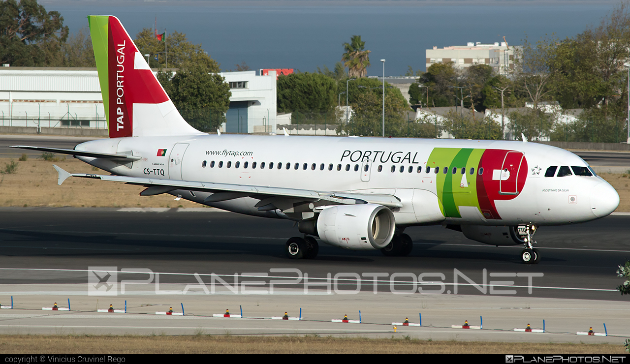 Airbus A319-112 - CS-TTQ operated by TAP Portugal #a319 #a320family #airbus #airbus319