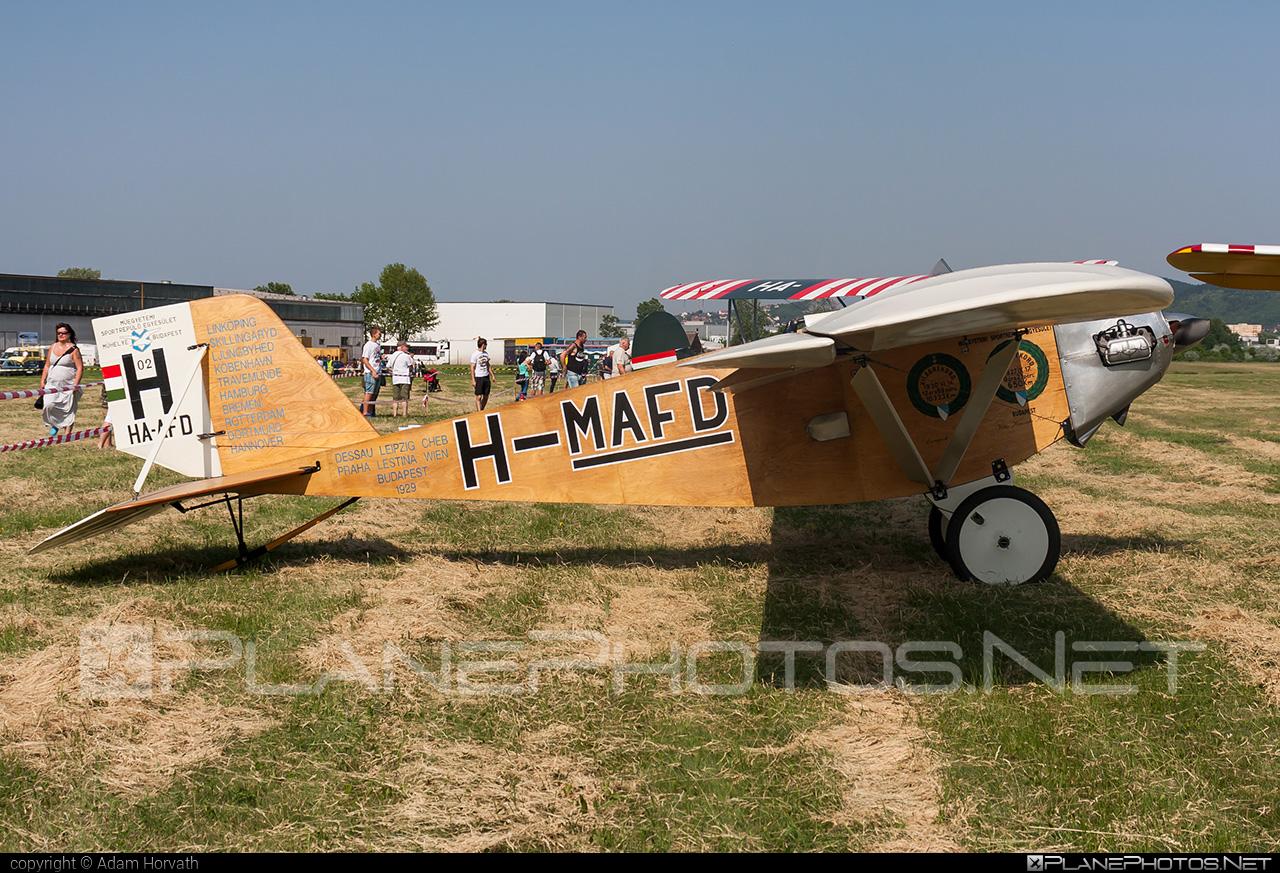 Lampich L-2 Róma (replica) - HA-AFD operated by Private operator #lampich