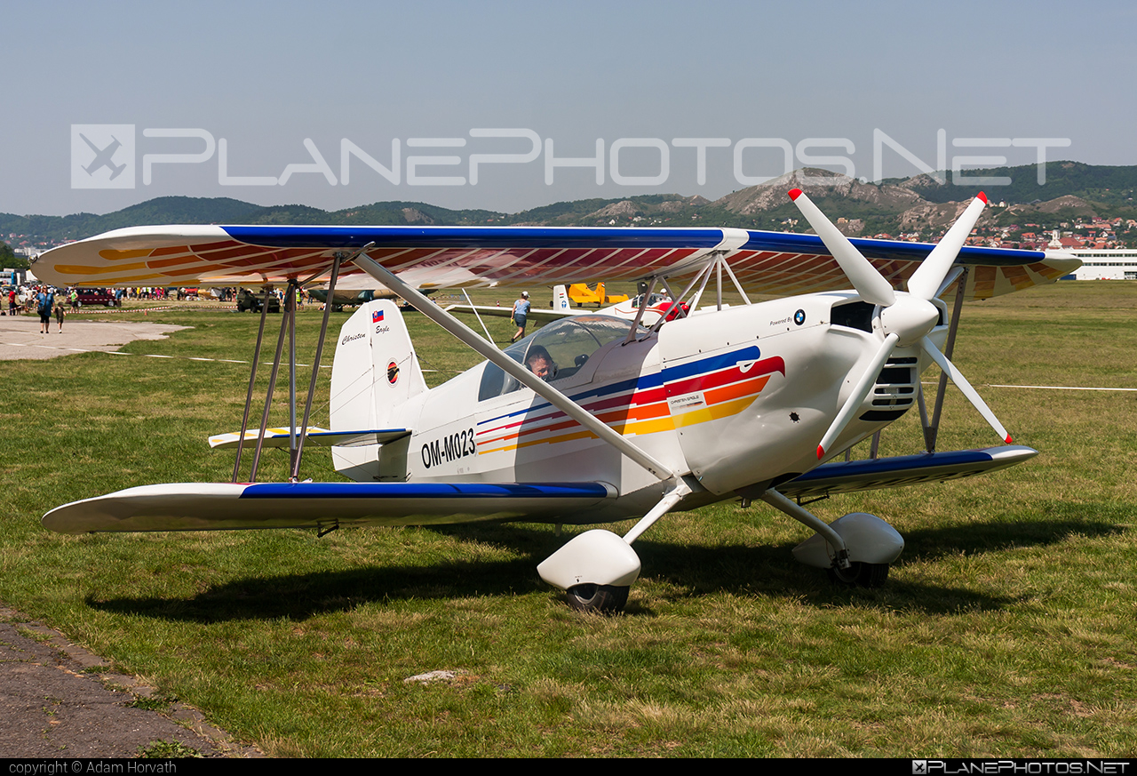 Christen Eagle Ultralight - OM-M023 operated by Private operator #christen