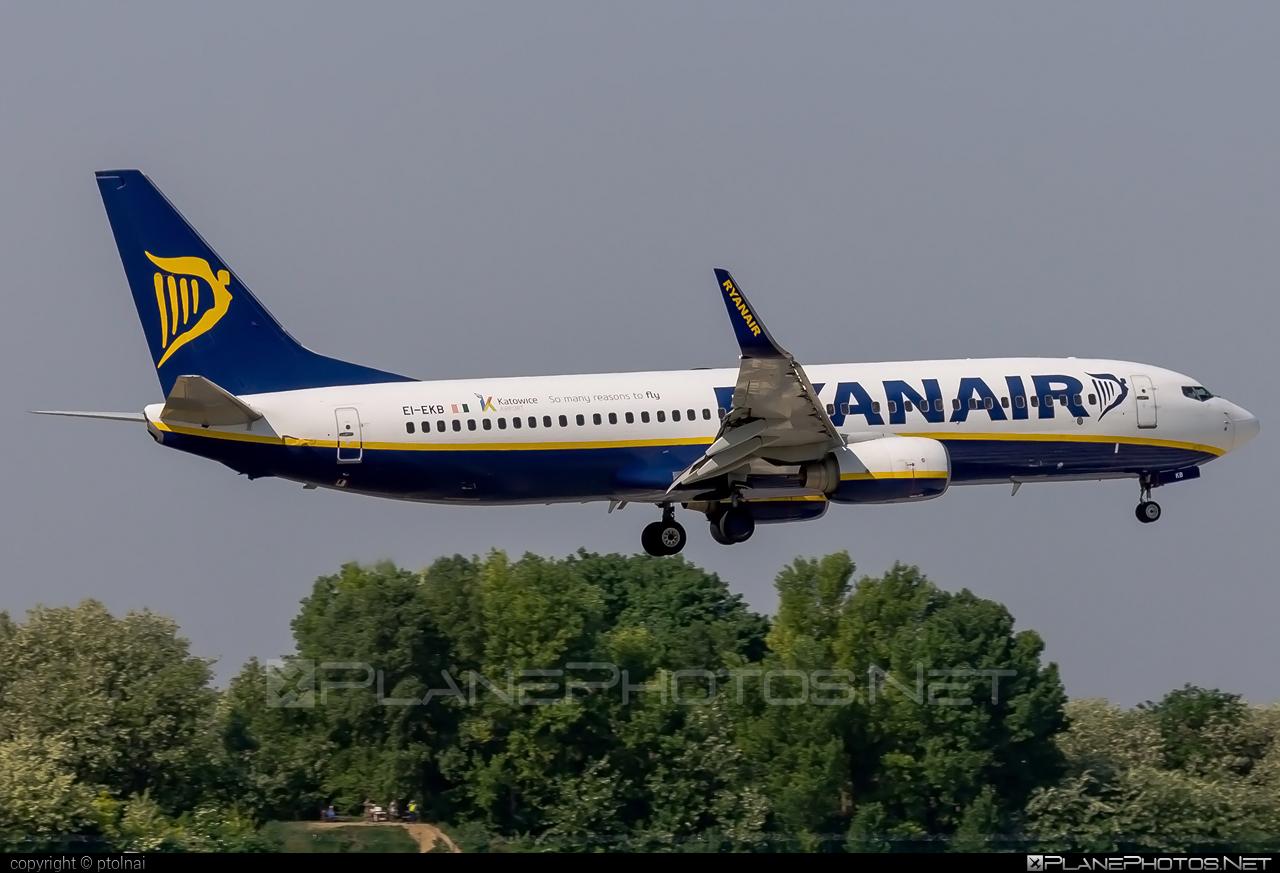 Boeing 737-800 - EI-EKB operated by Ryanair #b737 #b737nextgen #b737ng #boeing #boeing737 #ryanair