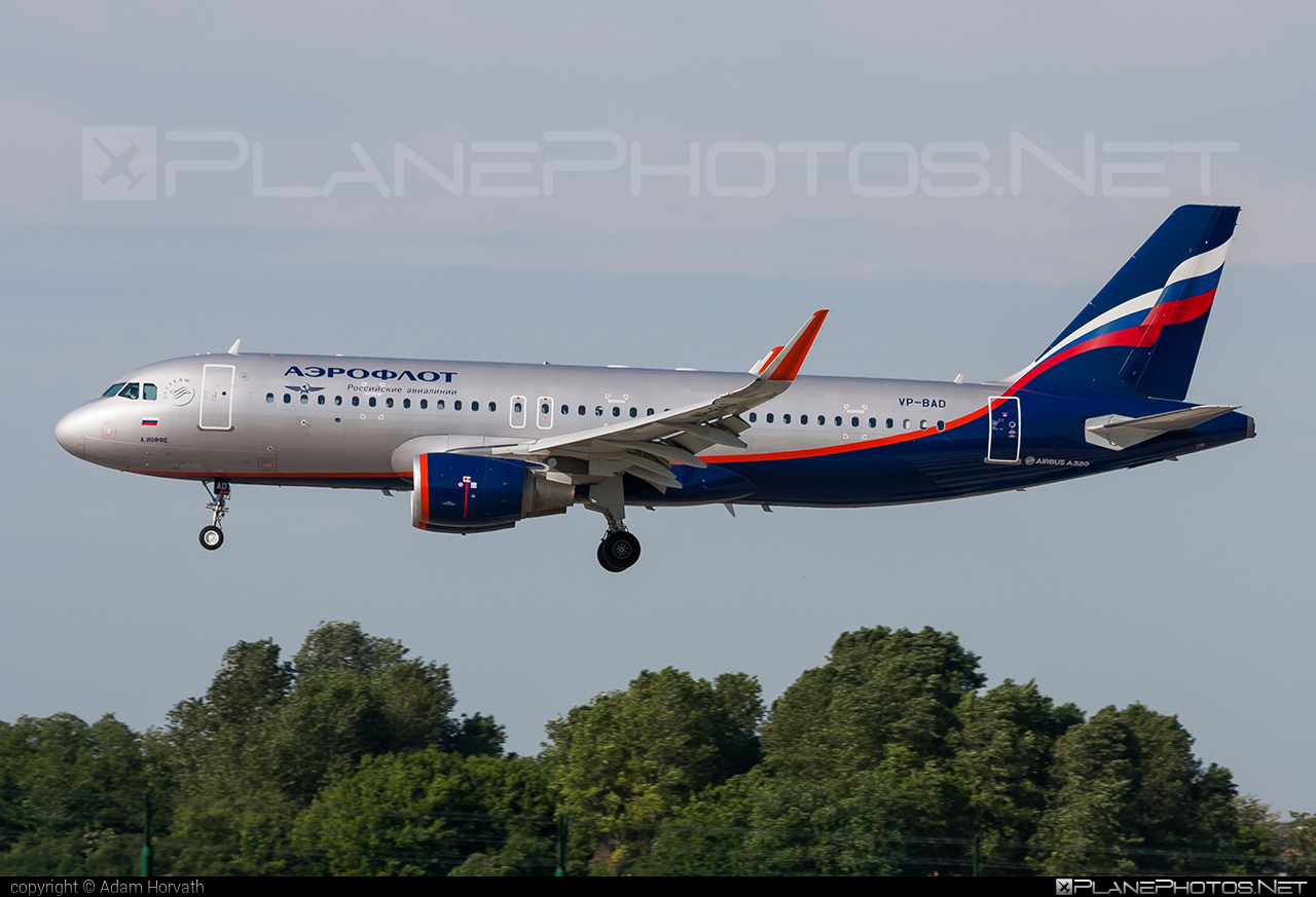Airbus A320-214 - VP-BAD operated by Aeroflot #a320 #a320family #aeroflot #airbus #airbus320