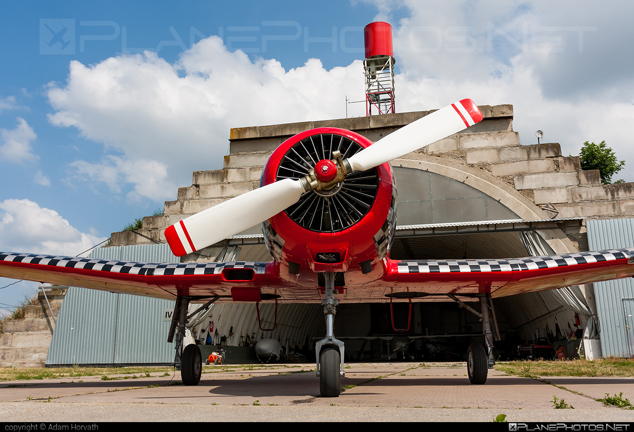 Yakovlev Yak-18T - HA-JAJ operated by Private operator #yak #yak18 #yak18t #yakovlev