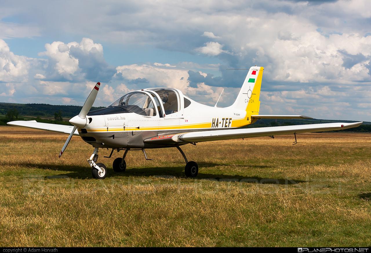 Tecnam P2002JF Sierra - HA-TEF operated by CAVOK Aviation Training #cavokaviationtraining #tecnam