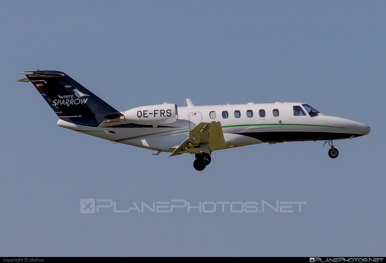 Cessna 525A Citation CJ2 - OE-FRS operated by SalzburgJetAviation #cessna #cessna525 #cessna525a #cessnacitation #citationjet #citationjet2 #cj2