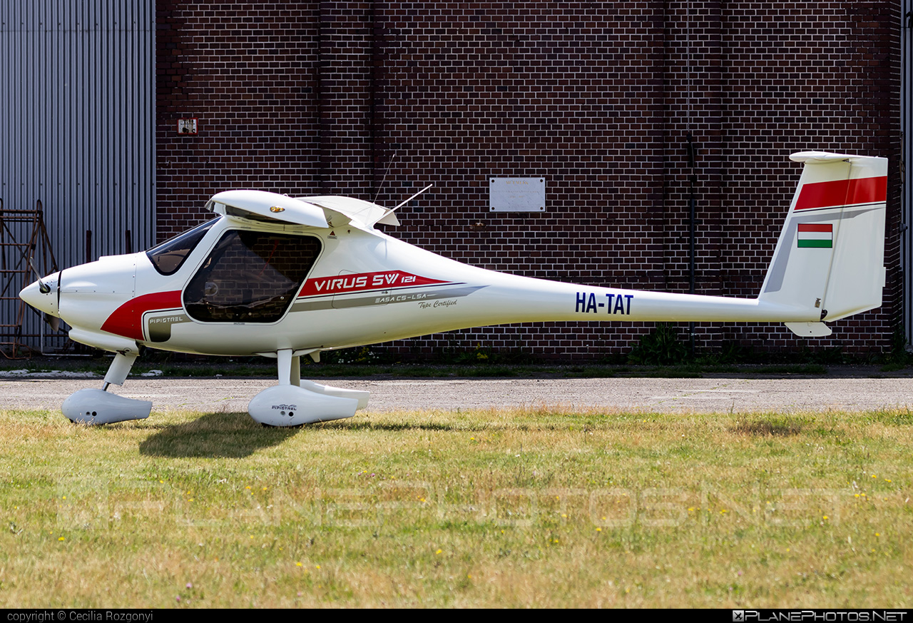 Pipistrel Virus SW 121 - HA-TAT operated by Private operator #pipistrel #pipistrelvirus #virussw121