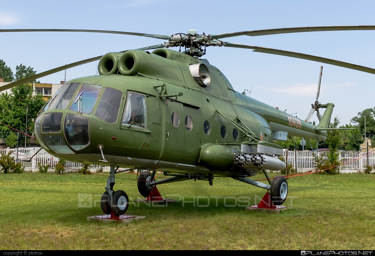 Mil Mi-8T - 10439 operated by Magyar Néphadsereg (Hungarian People's Army) #hungarianpeoplesarmy #magyarnephadsereg #mil #milhelicopters