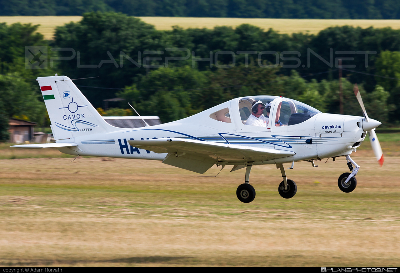 Tecnam P2002JF Sierra - HA-VOH operated by CAVOK Aviation Training #cavokaviationtraining #tecnam