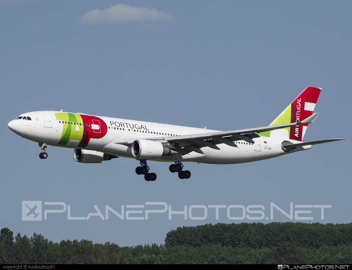 Airbus A330-203 - CS-TOR operated by TAP Portugal #a330 #a330family #airbus #airbus330