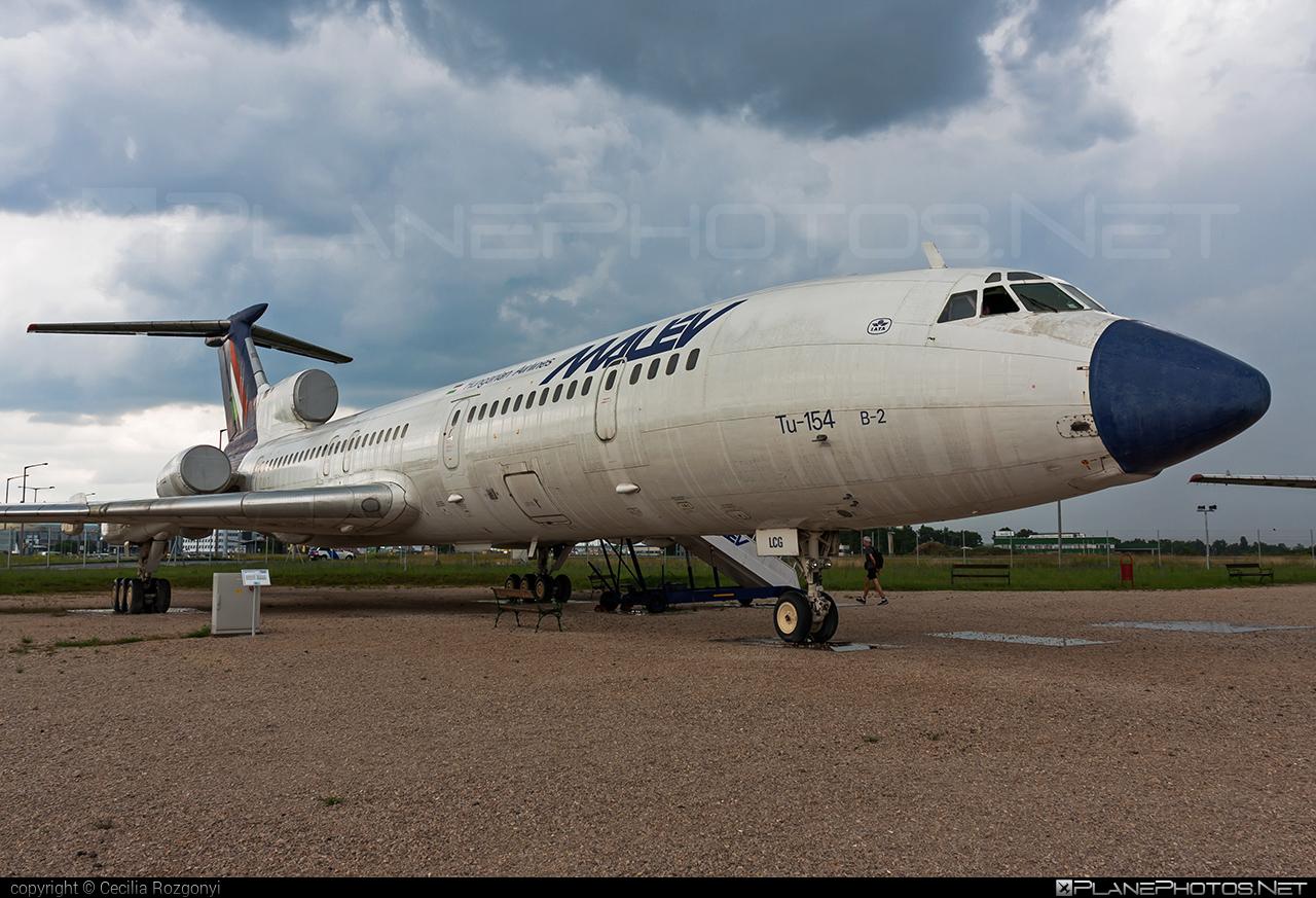 Tupolev Tu-154B-2 - HA-LCG operated by Malev Hungarian Airlines #tu154 #tu154b2 #tupolev
