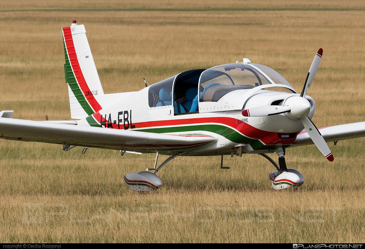 Private operator Zlin Z-143LSi - HA-FBL #z143 #z143lsi #zlin #zlin143