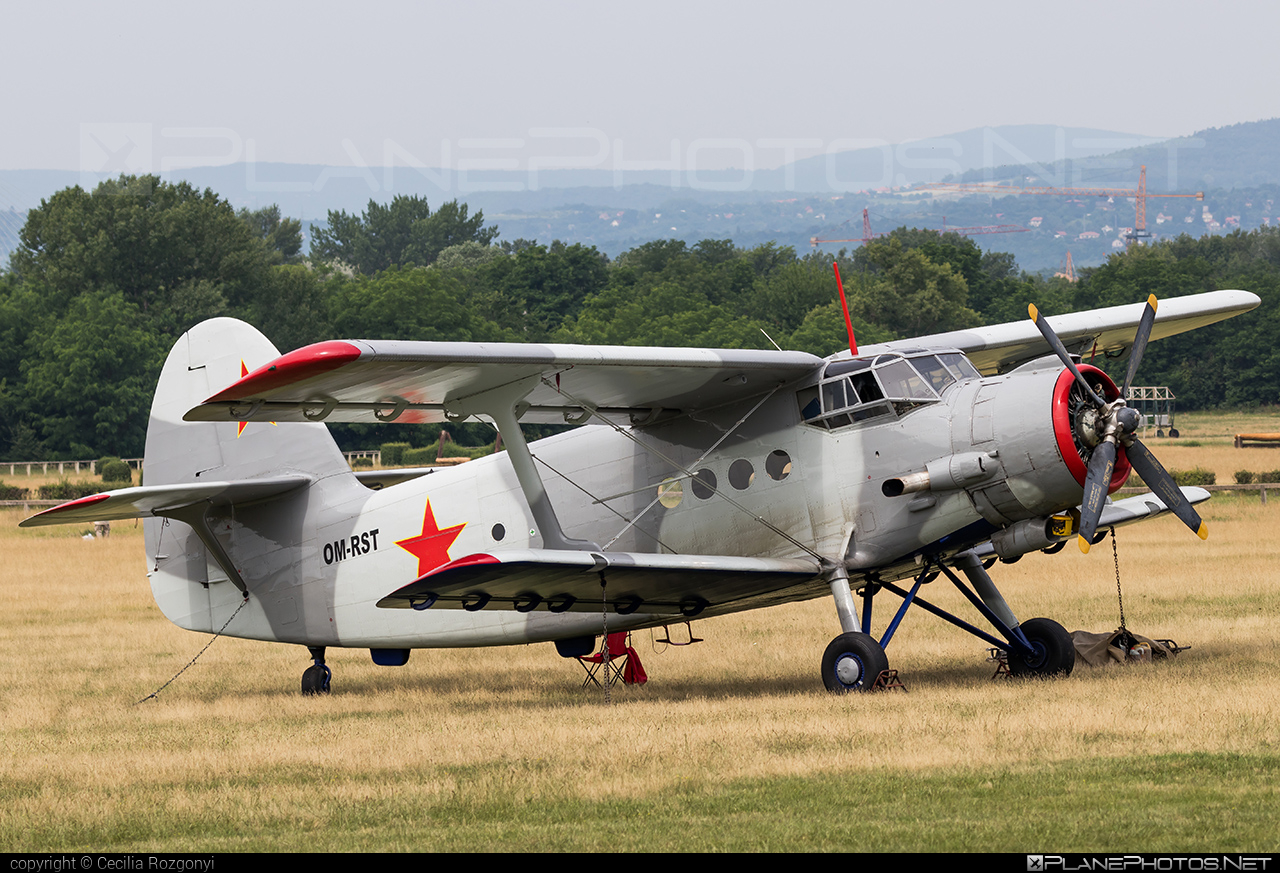 Antonov An-2TD - OM-RST operated by Private operator #an2 #an2td #antonov #antonov2 #retroskyteam #rst