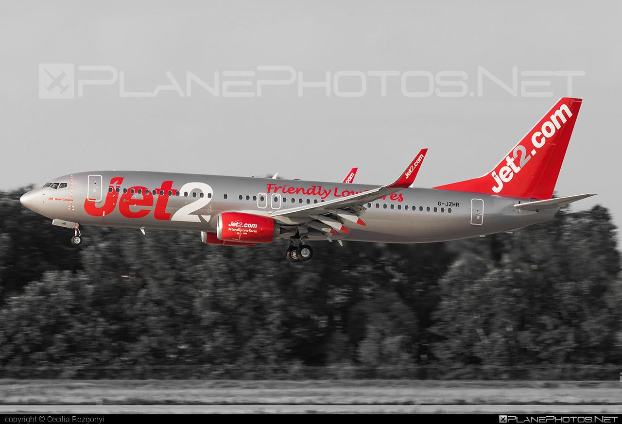 Jet2 Boeing 737-800 - G-JZHR #b737 #b737nextgen #b737ng #boeing #jet2
