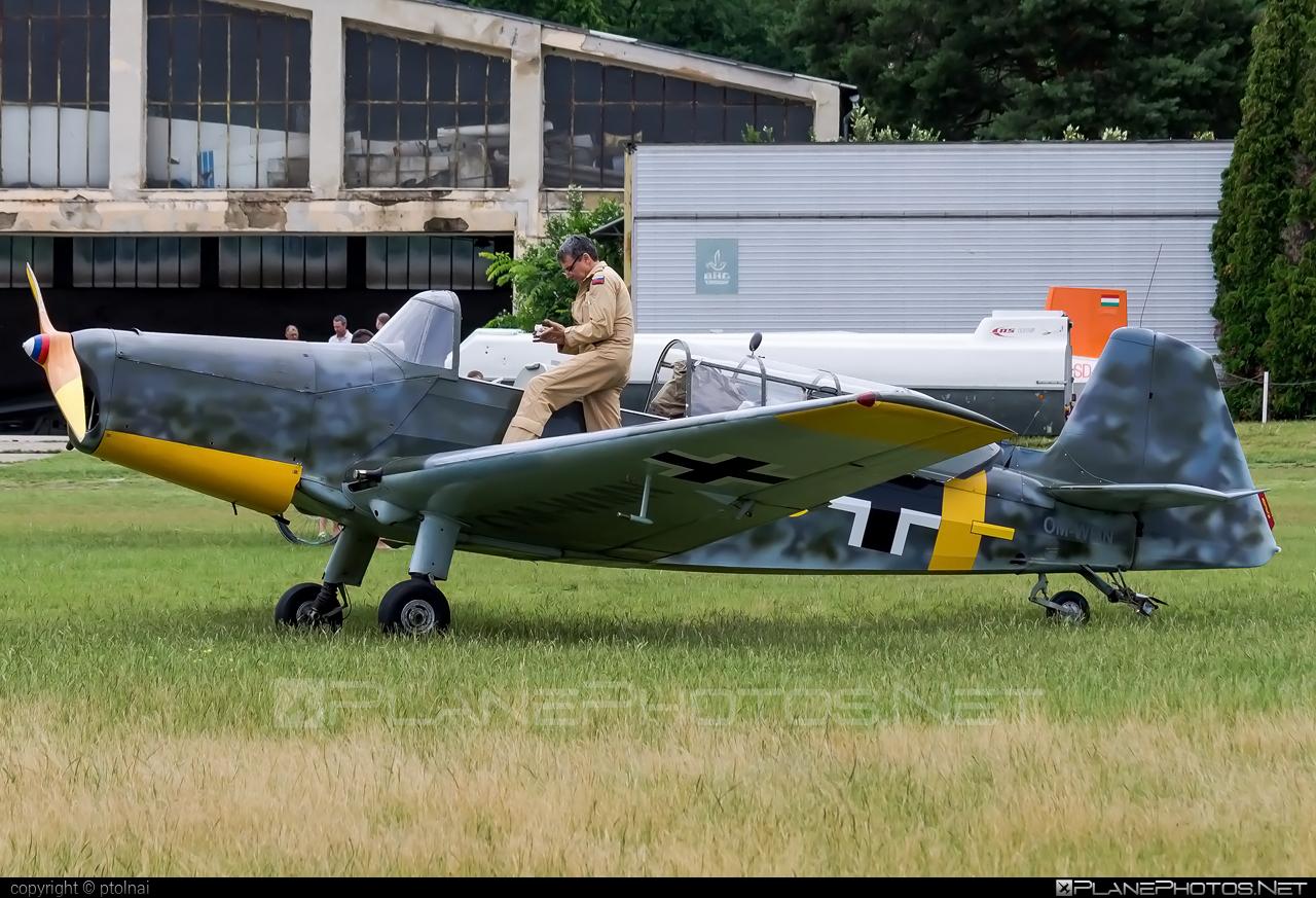 Zlin Z-226T Trenér - OM-WMN operated by Private operator #retroskyteam #rst #z226 #z226trener #zlin #zlin226 #zlintrener