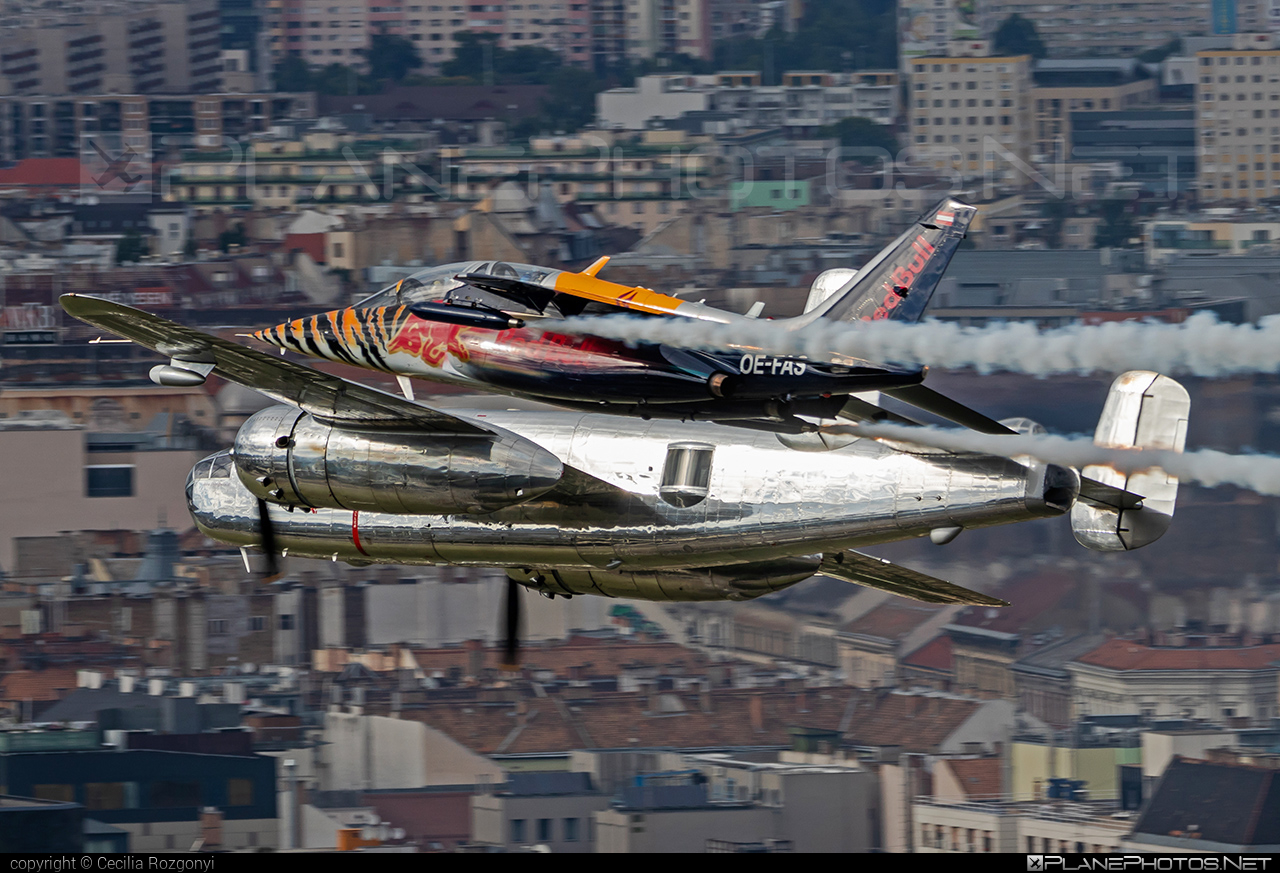 Dassault-Dornier Alpha Jet FB - OE-FAS operated by The Flying Bulls #alphajet #alphajetfb #dassaultdornier #redbullairrace #redbullairracebudapest #theflyingbulls