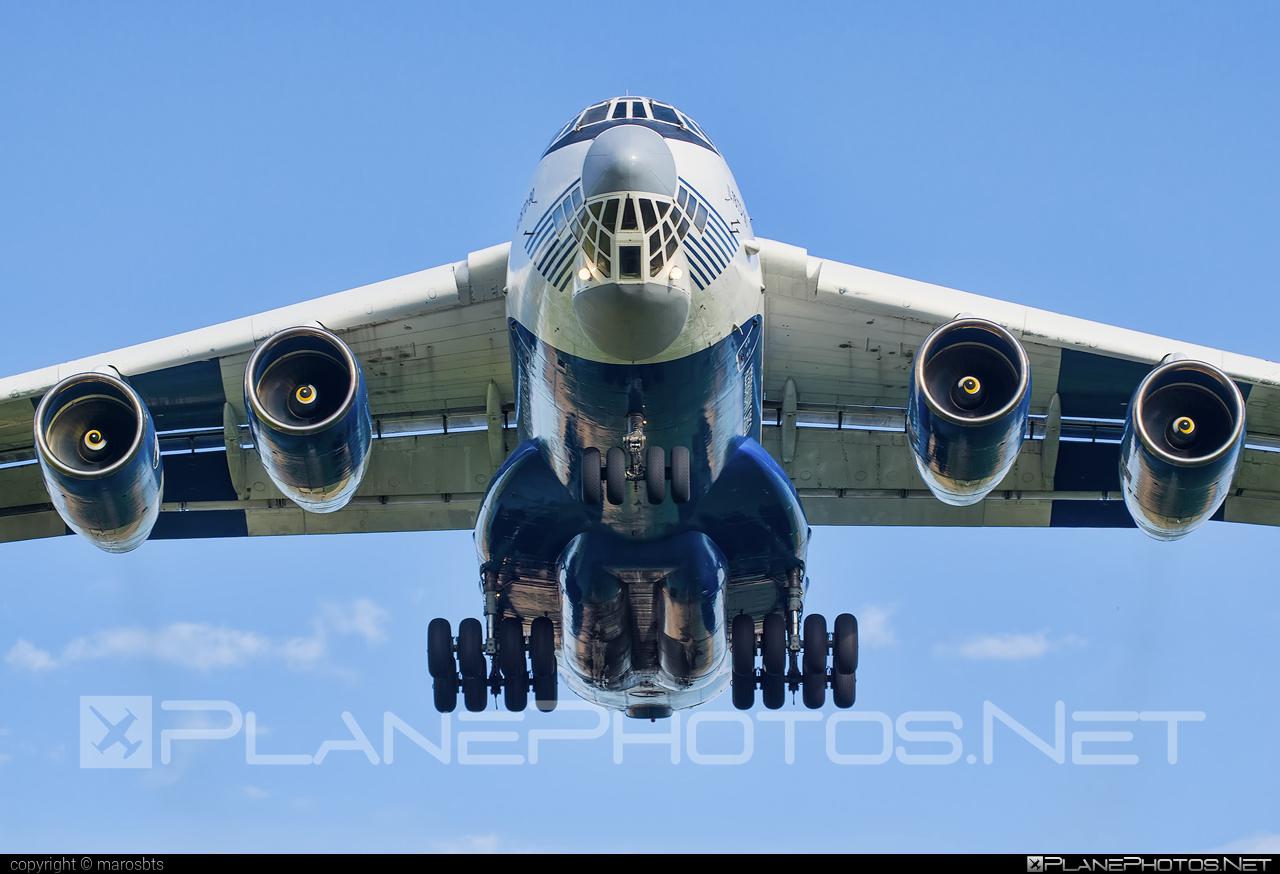 Ilyushin Il-76TD-90 - 4K-AZ101 operated by Silk Way Airlines #il76 #il76td90 #ilyushin #silkwayairlines
