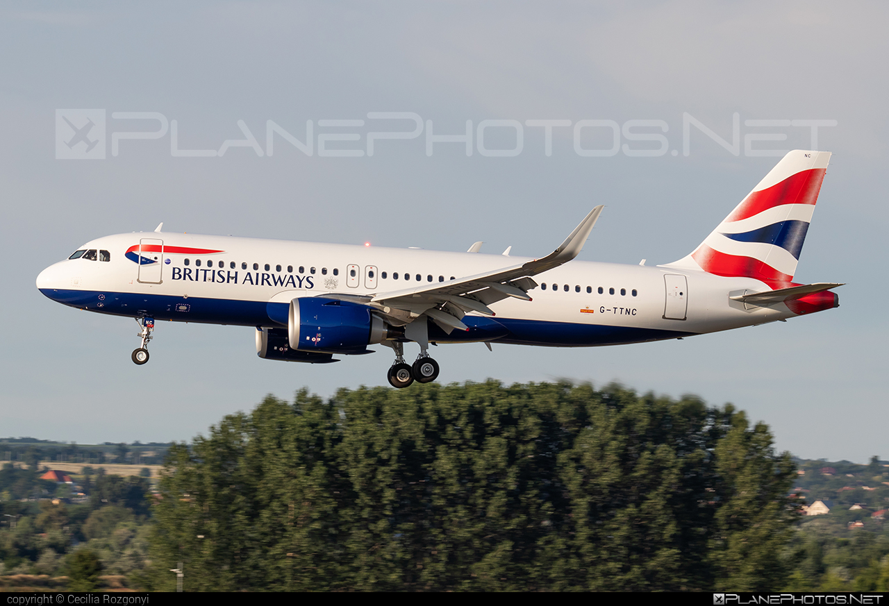 Airbus A320-251N - G-TTNC operated by British Airways #a320 #a320family #a320neo #airbus #airbus320 #britishairways