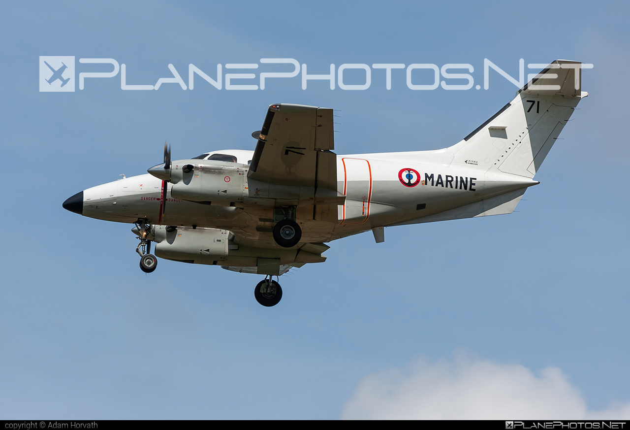 Embraer EMB-121AN Xingu - 71 operated by Marine Nationale (French Navy) #emb121 #emb121an #emb121xingu #embraer #embraerxingu #frenchnavy #marinenationale