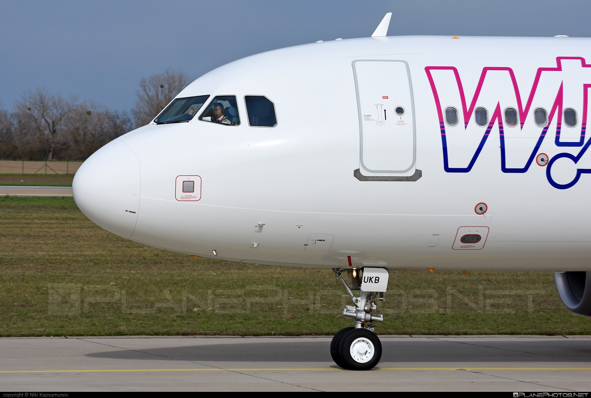 Airbus A320-232 - G-WUKB operated by Wizz Air UK #a320 #a320family #airbus #airbus320 #wizz #wizzair #wizzairuk #wizzuk