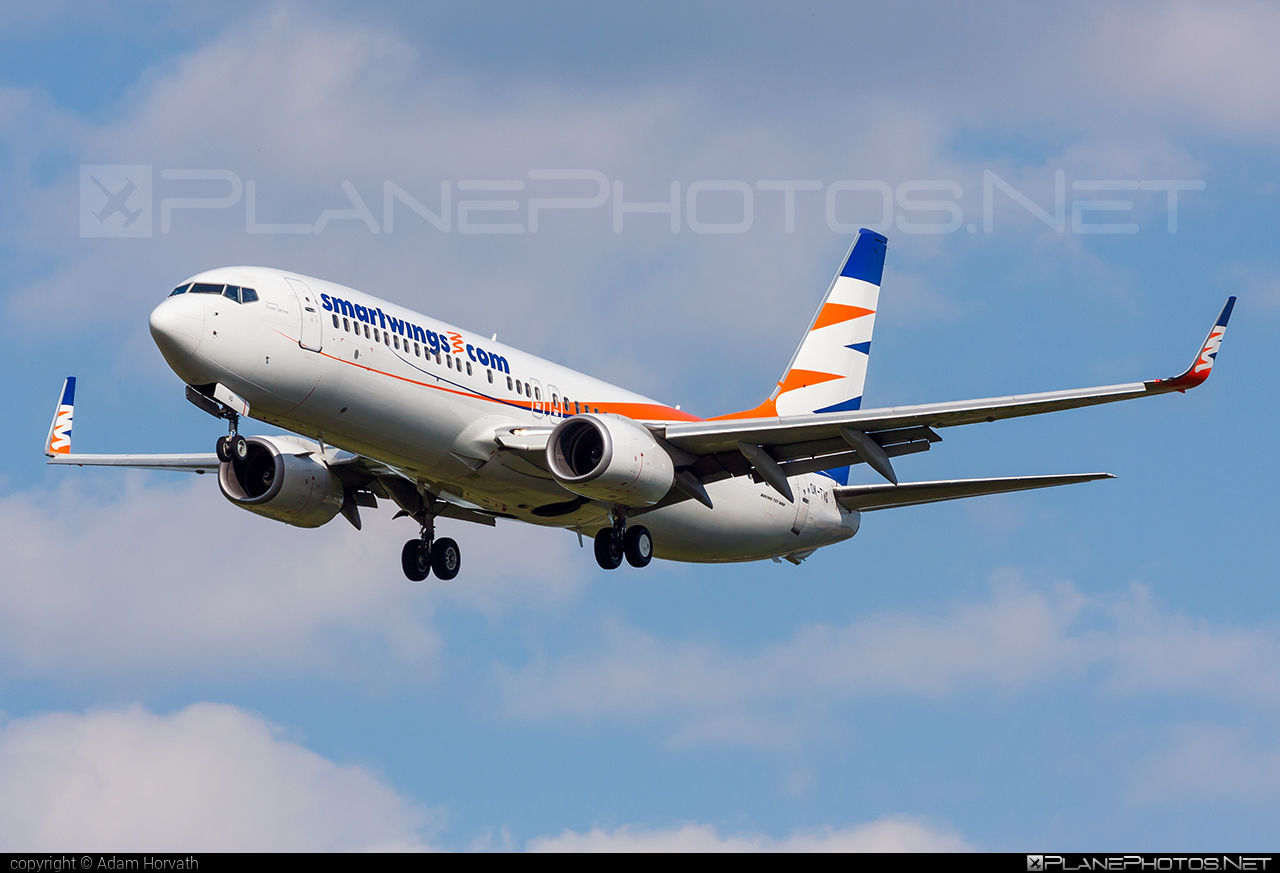 Boeing 737-800 - OK-TVG operated by Travel Service #b737 #b737nextgen #b737ng #boeing #boeing737 #travelservice