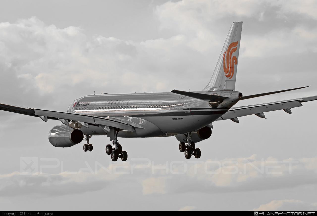 Airbus A330-243 - B-6117 operated by Air China #a330 #a330family #airbus #airbus330 #airchina