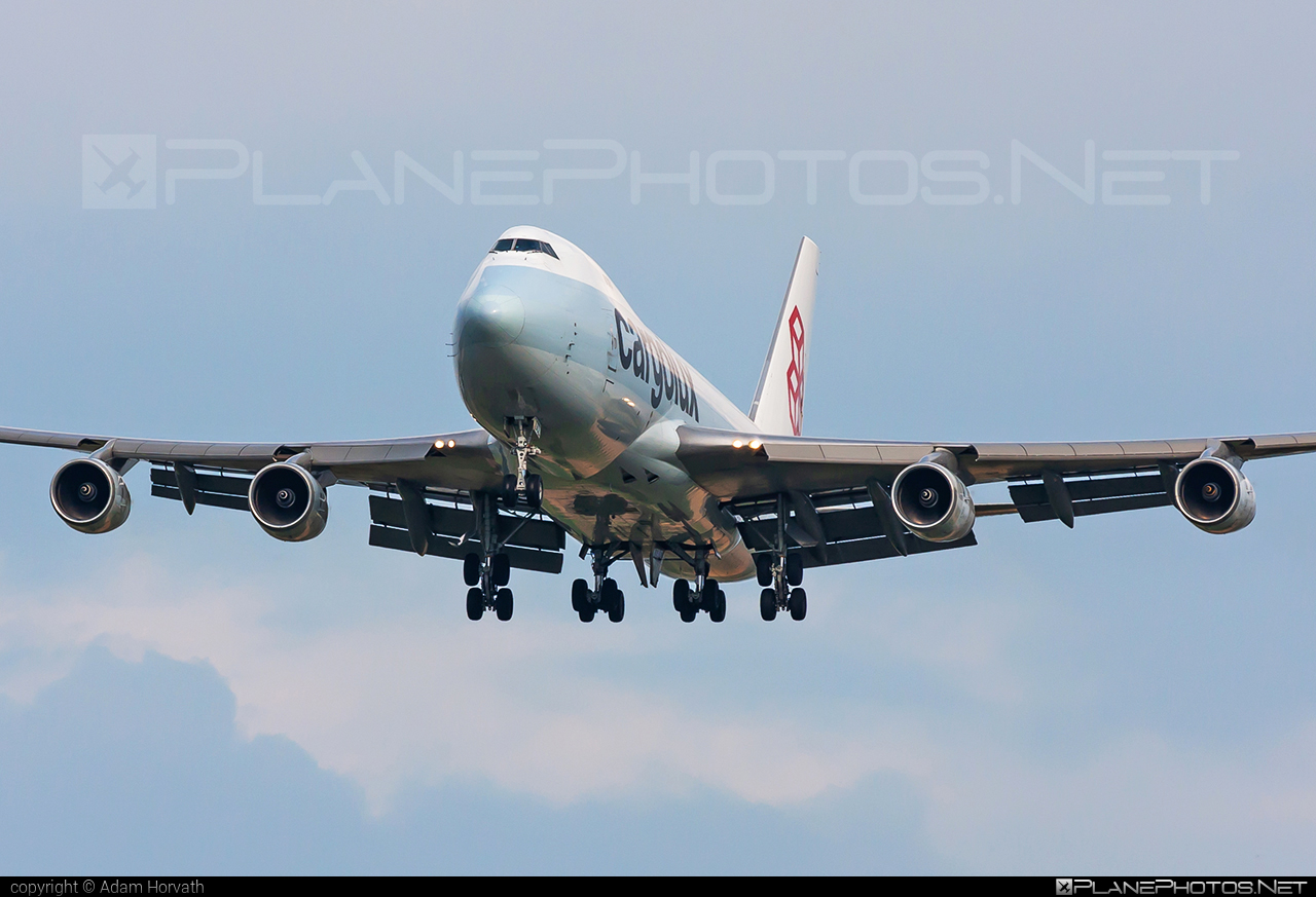 Boeing 747-400F - LX-GCL operated by Cargolux Airlines International #b747 #boeing #boeing747 #cargolux #jumbo