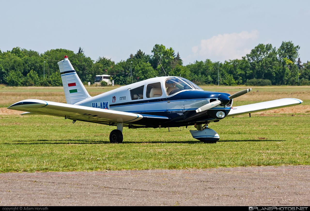 Private operator Piper PA-28-140 Cherokee Cruiser - HA-APK #piper