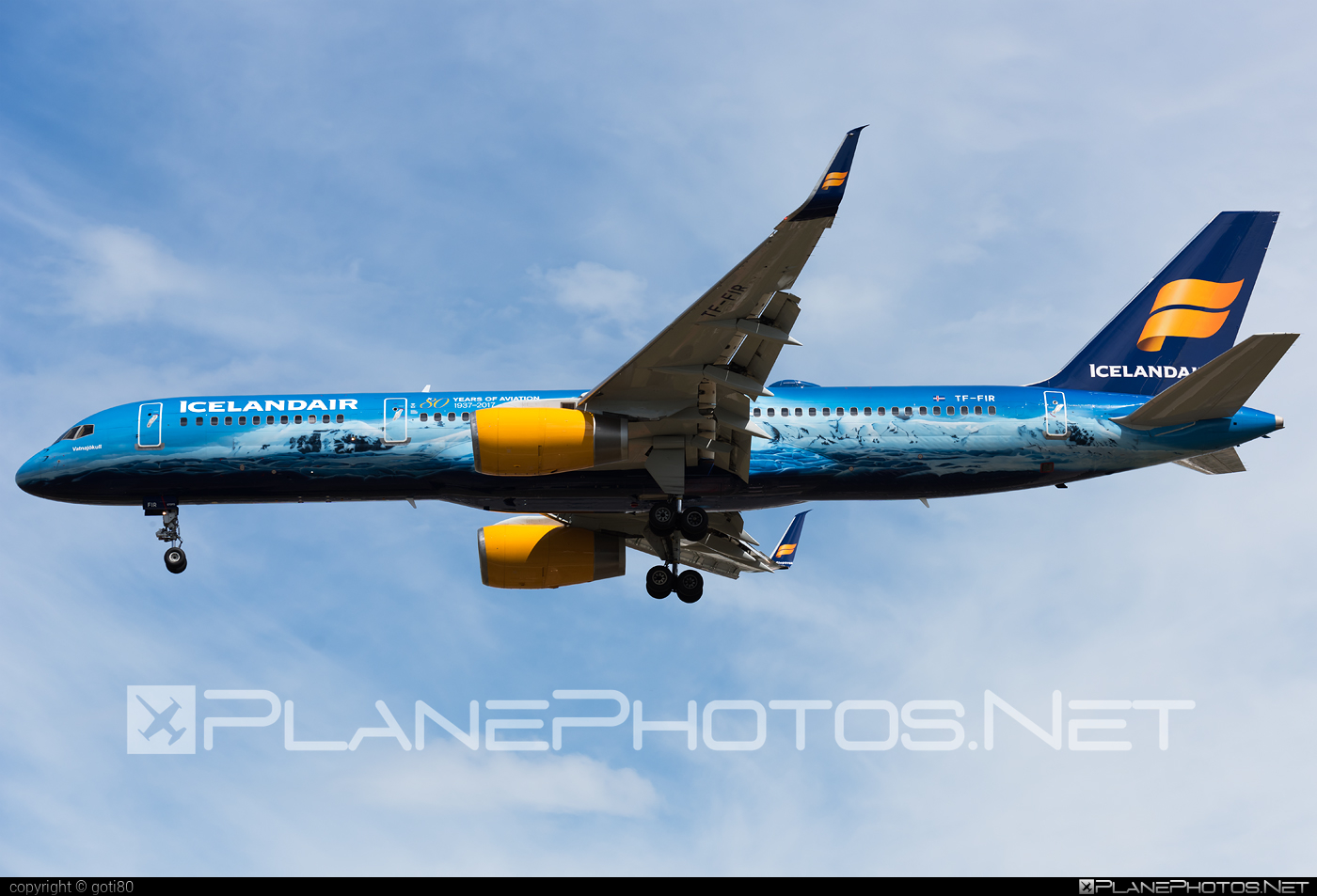 Boeing 757-200 - TF-FIR operated by Icelandair #b757 #boeing #boeing757 #icelandair