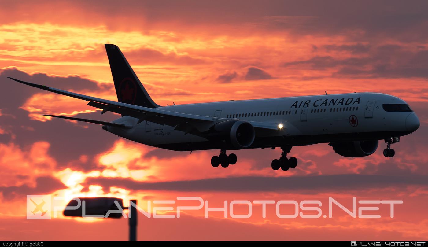 Boeing 787-9 Dreamliner - C-FRTU operated by Air Canada #aircanada #b787 #boeing #boeing787 #dreamliner