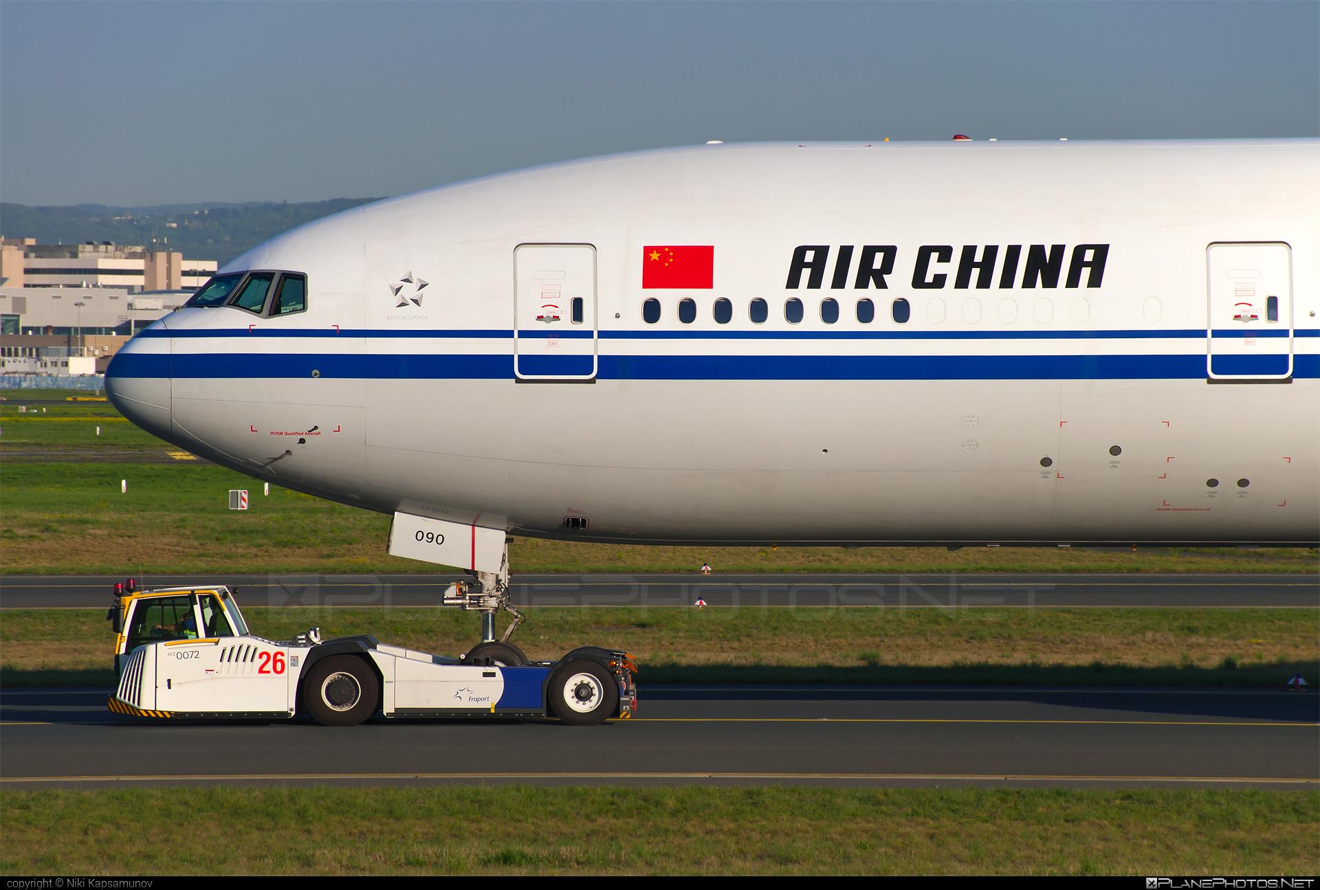 Air China Boeing 777-300ER - B-2090 #airchina #b777 #b777er #boeing #boeing777 #tripleseven