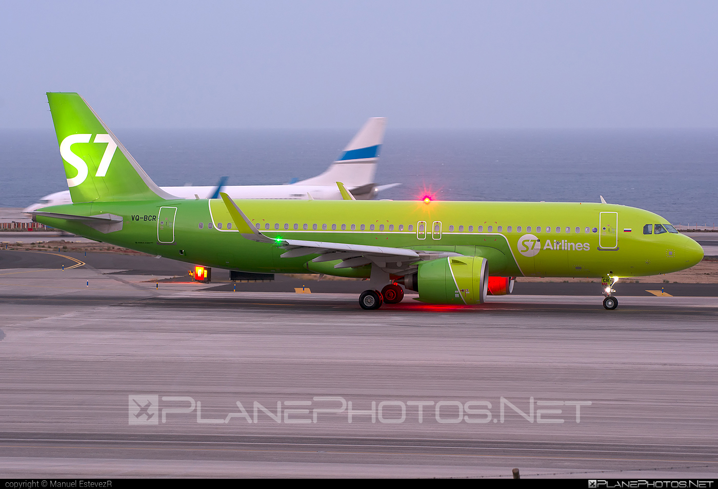 S7 Airlines Airbus A320-271N - VQ-BCR #a320 #a320family #a320neo #airbus #airbus320