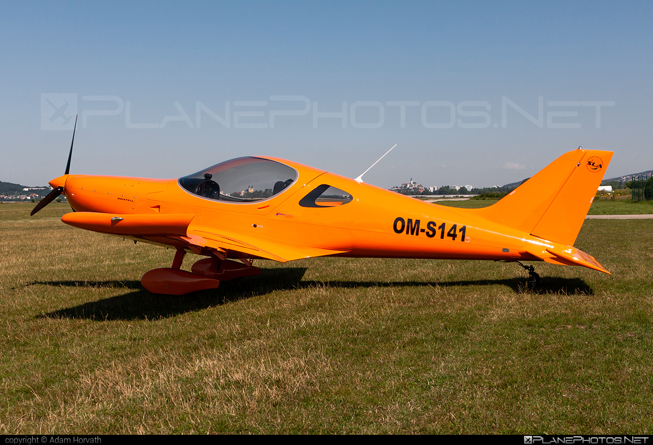 BRM AERO Bristell TDO UL - OM-S141 operated by Private operator #bristell #bristelltdo #bristelltdoul #brmaero