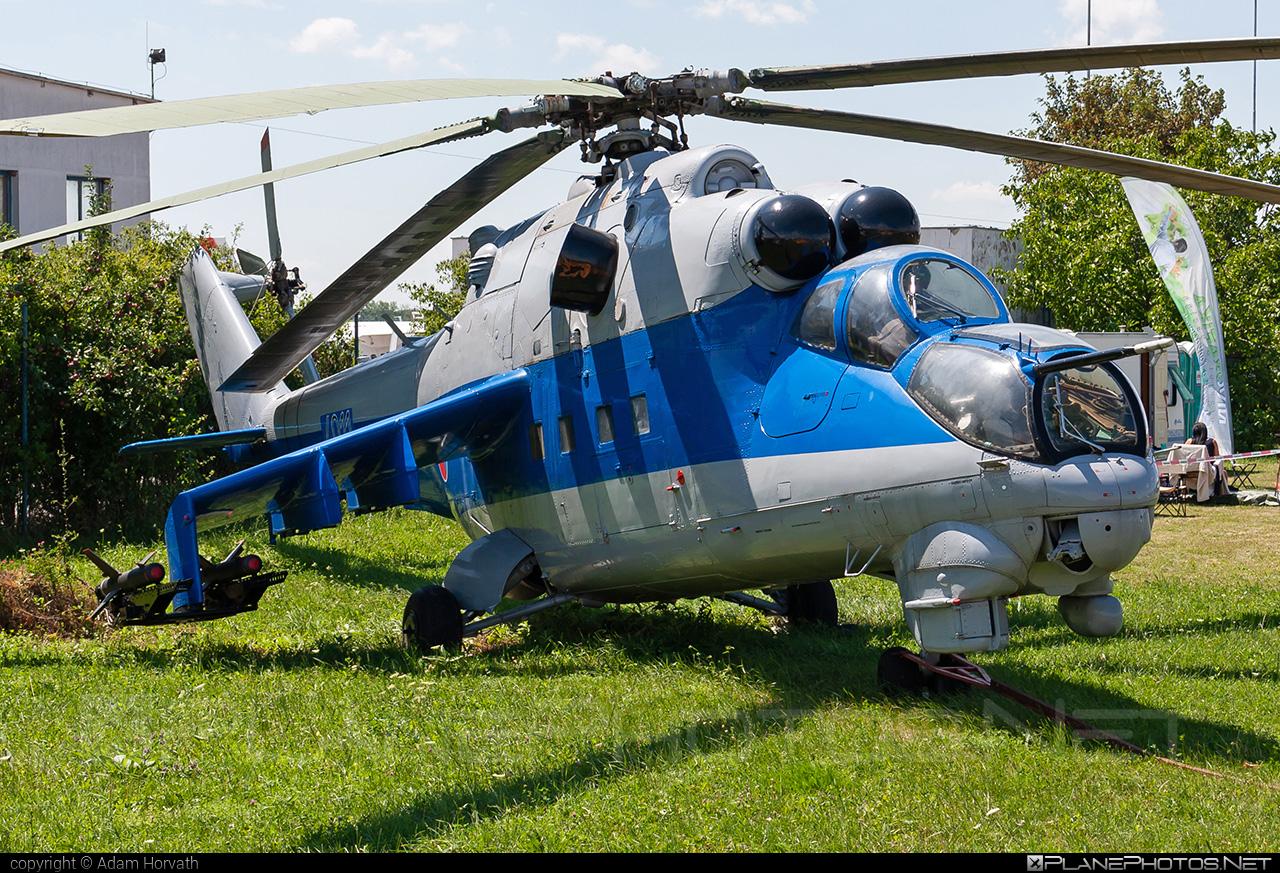 Mil Mi-24D - 4011 operated by None #mi24 #mi24d #mil #mil24 #mil24d #milhelicopters