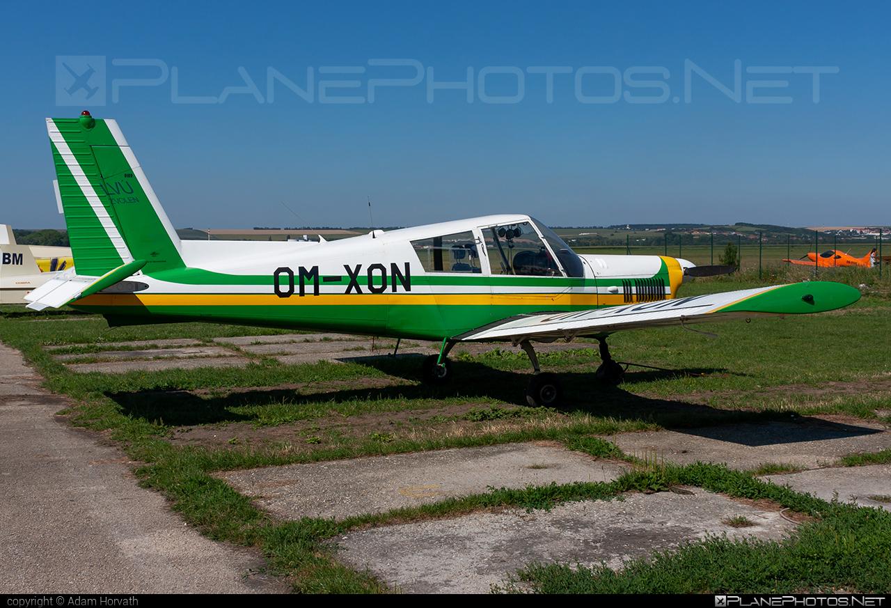 Zlin Z-43 - OM-XON operated by AERO NITRA #z43 #zlin #zlin43
