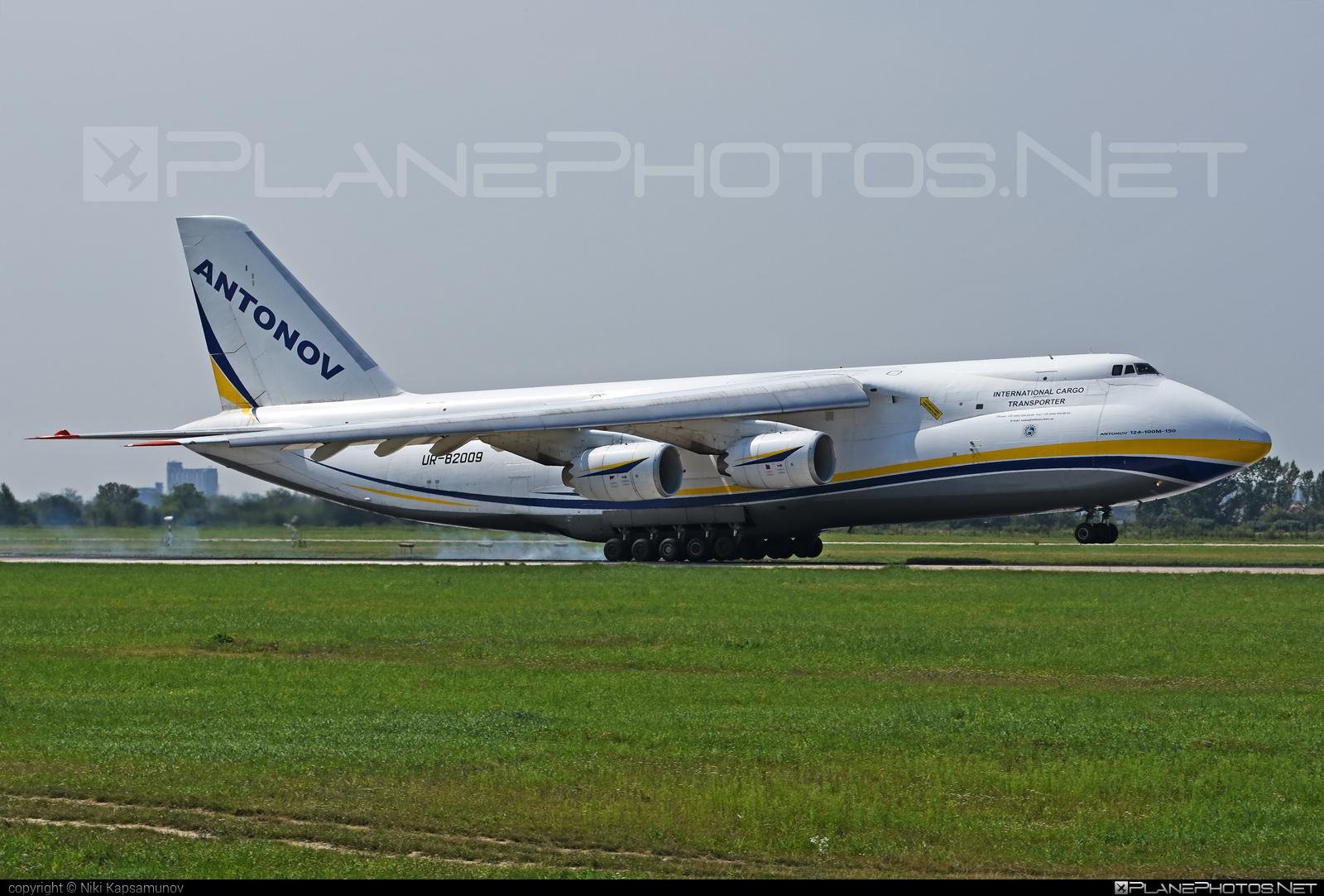 Antonov Airlines Antonov An-124-100M-150 Ruslan - UR-82009 #an124 #an124100m150 #antonov #antonov124 #ruslan