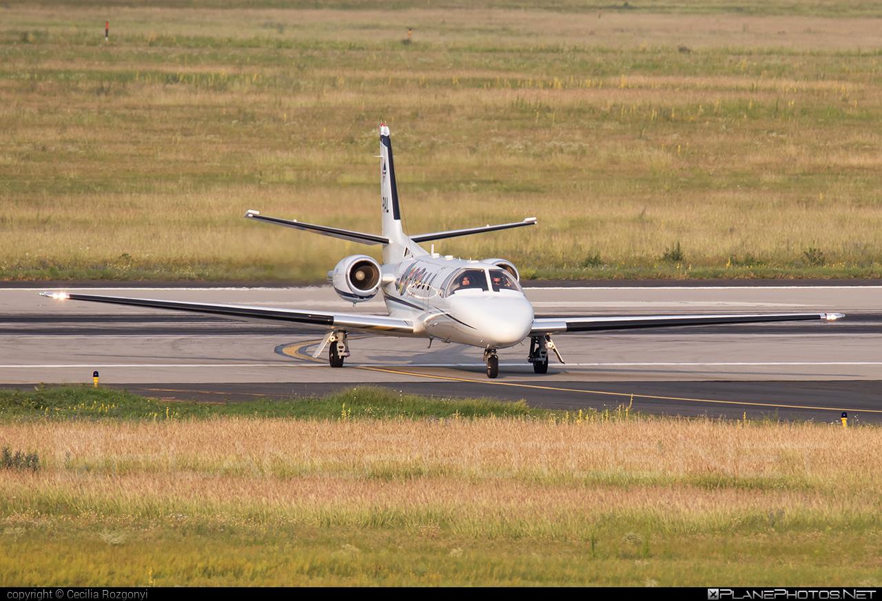 Cessna 550B Citation Bravo - 9H-PAL operated by Maleth-Aero #cessna