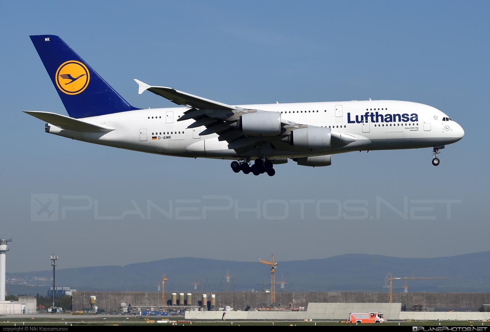 Airbus A380-841 - D-AIMK operated by Lufthansa #a380 #a380family #airbus #airbus380 #lufthansa