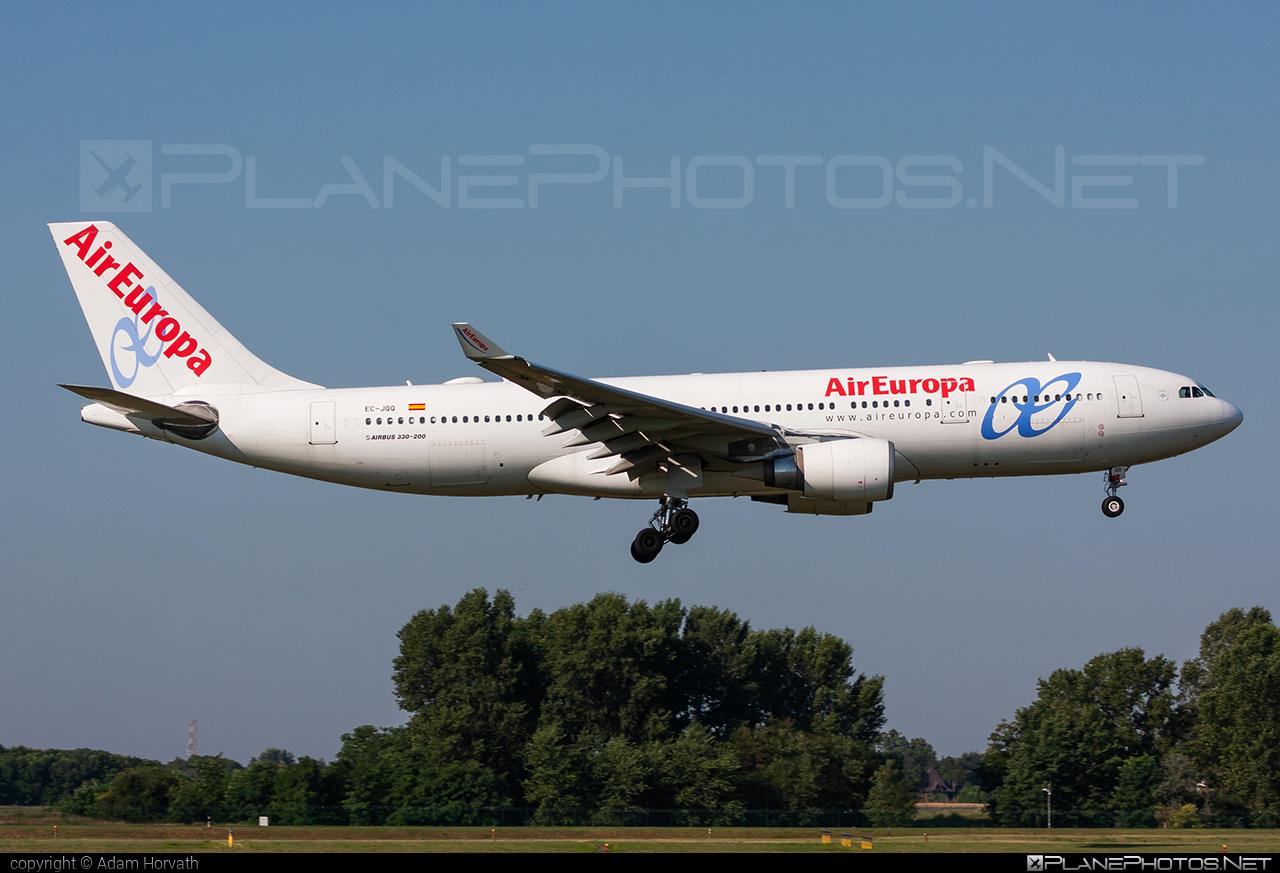 Airbus A330-202 - EC-JQQ operated by Air Europa #a330 #a330family #airbus #airbus330