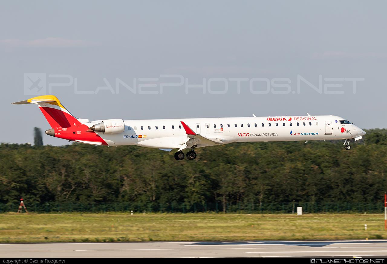 Bombardier CRJ1000 - EC-MJO operated by Iberia Regional (Air Nostrum) #airnostrum #bombardier #crj1000 #iberia #iberiaregional