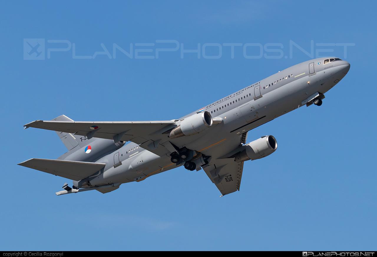 McDonnell Douglas KDC-10 - T-235 operated by Koninklijke Luchtmacht (Royal Netherlands Air Force) #dc10 #kdc10 #koninklijkeluchtmacht #mcdonnelldouglas #royalnetherlandsairforce
