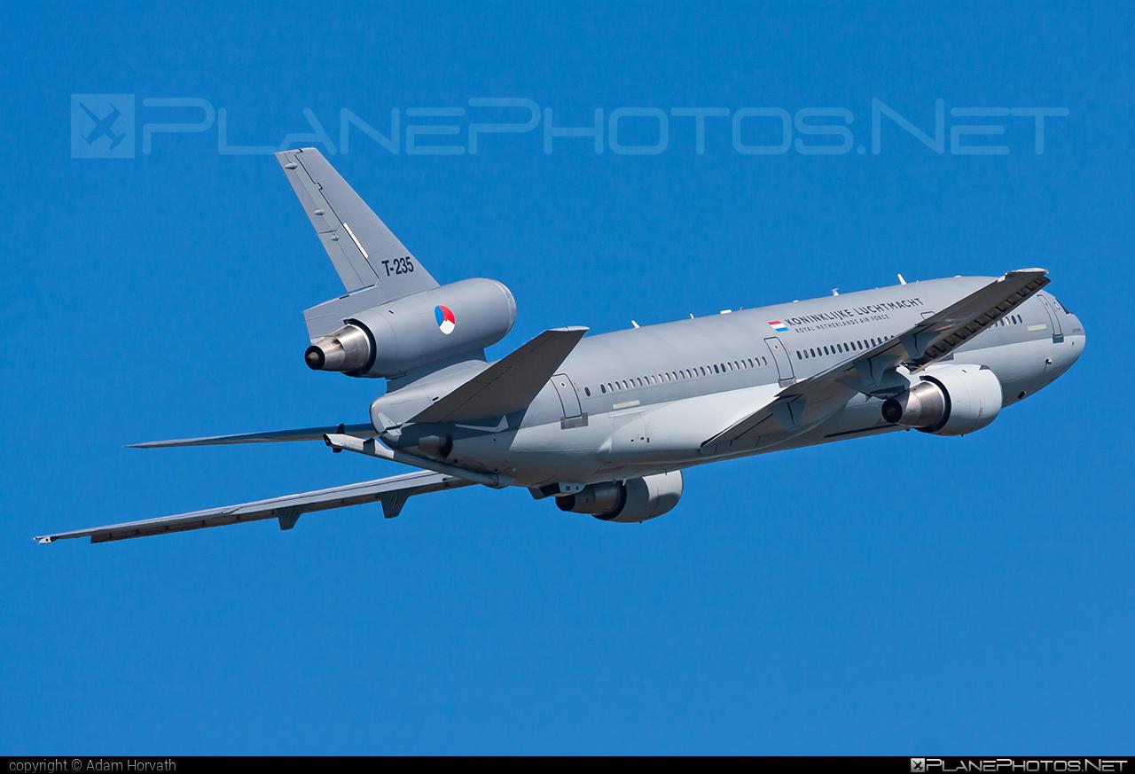 Koninklijke Luchtmacht (Royal Netherlands Air Force) McDonnell Douglas KDC-10 - T-235 #dc10 #kdc10 #koninklijkeluchtmacht #mcdonnelldouglas #royalnetherlandsairforce
