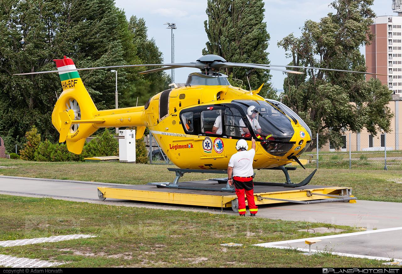 Magyar Légimentő Nonprofit (Hungarian Air Ambulance) Eurocopter EC135 T2 - HA-ECF #ec135 #ec135t2 #eurocopter #hungarianairambulance #magyarlegimentononprofit