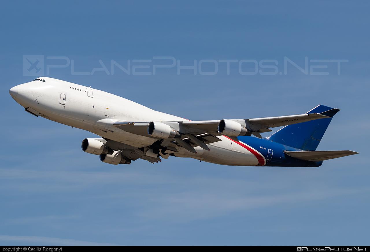 Boeing 747-400BDSF - ER-JAI operated by Aerotrans Cargo #aerotranscargo #b747 #b747bdsf #b747freighter #bedekspecialfreighter #boeing #boeing747 #jumbo