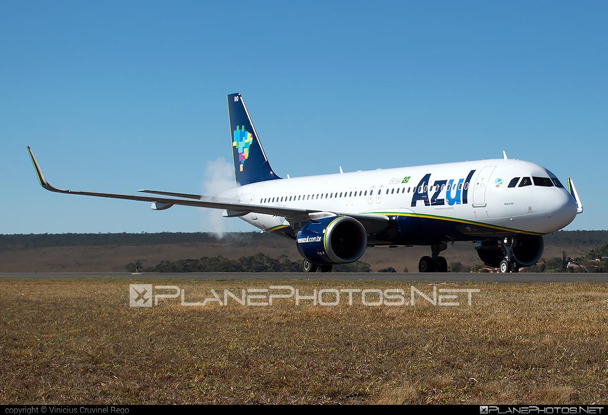 Airbus A320-251N - PR-YRQ operated by Azul Linhas Aéreas Brasileiras #a320 #a320family #a320neo #airbus #airbus320