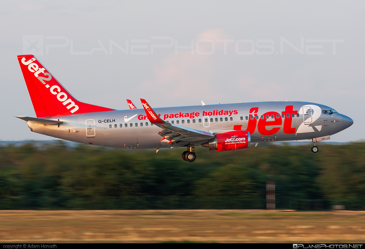 Boeing 737-300 - G-CELH operated by Jet2 #b737 #boeing #boeing737 #jet2