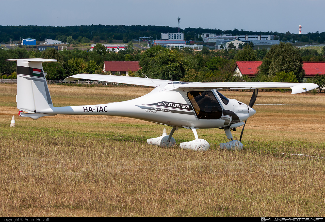 Pipistrel Virus SW 121 - HA-TAC operated by Private operator #pipistrel #pipistrelvirus #virussw121