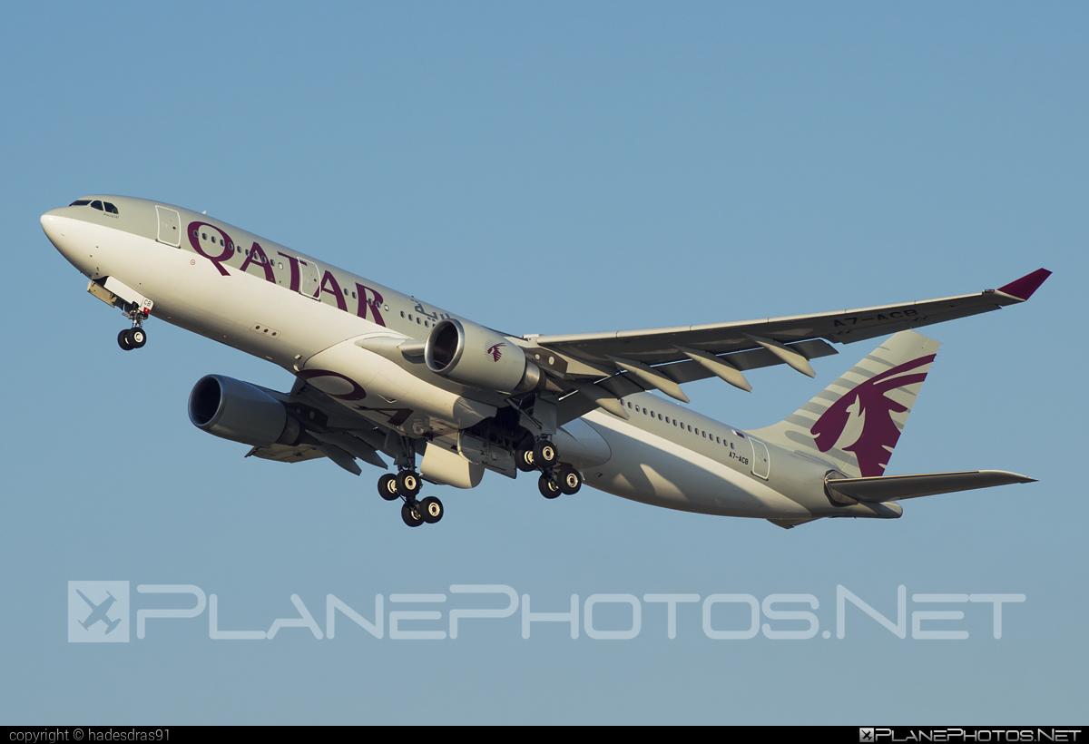 Airbus A330-202 - A7-ACB operated by Qatar Airways #a330 #a330family #airbus #airbus330 #qatarairways