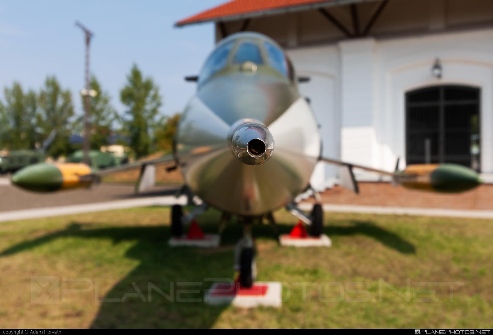 Lockheed F-104G Starfighter - 21+64 operated by Luftwaffe (German Air Force) #f104 #f104g #f104starfighter #lockheed #starfighter