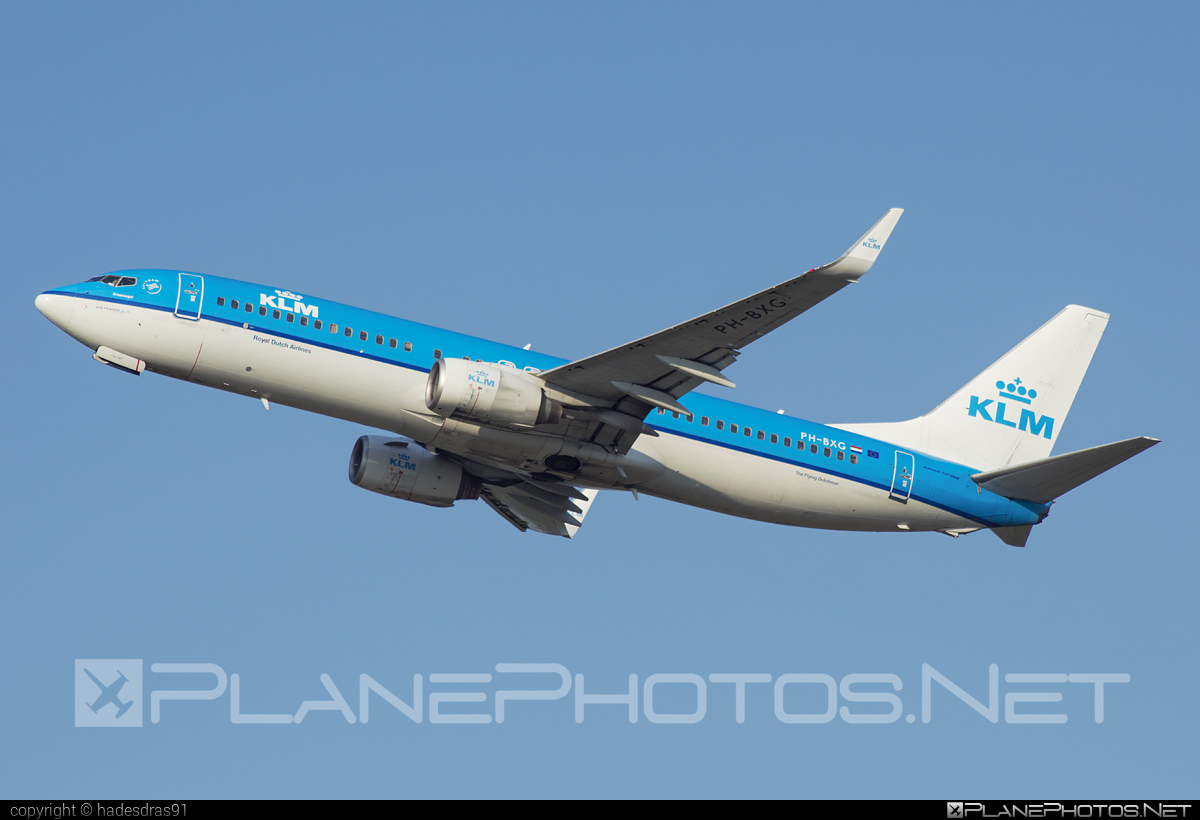 Boeing 737-800 - PH-BXG operated by KLM Royal Dutch Airlines #b737 #b737nextgen #b737ng #boeing #boeing737 #klm #klmroyaldutchairlines #royaldutchairlines